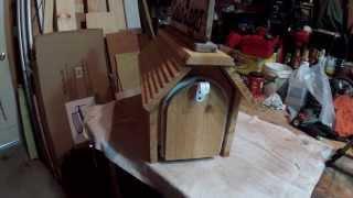 Cedar Mailbox