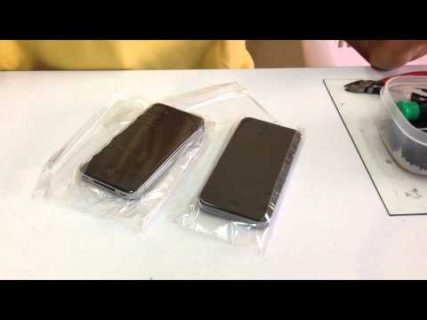 ซ่อมไอโฟน 2 เครื่อง ส่งมาจากลพบุรี ส่งมาที่ร้านช่างตั้ม นนทบุรี โทร 0846726028