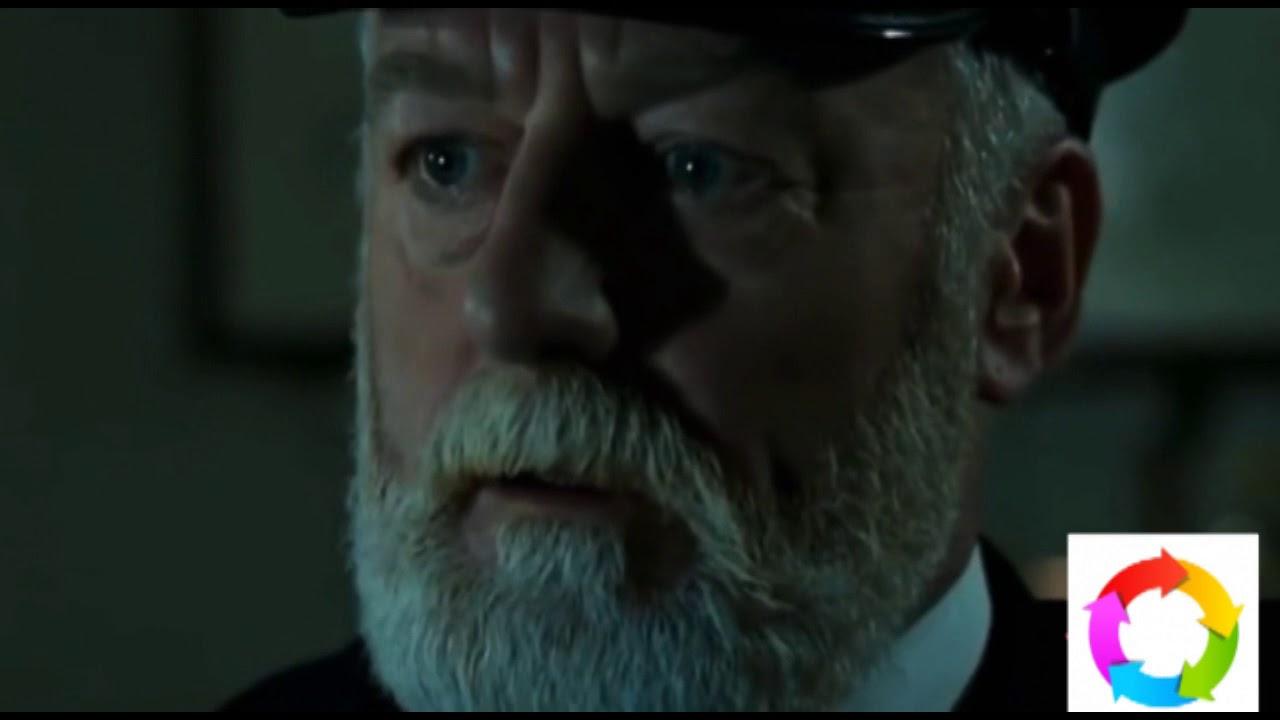 Titanic movie scene SINKING OF TITANIC FULL VIDEO - YouTube