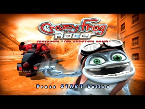 One-Off Let's Plays (Blind Edition!) - Crazy Frog Racer (PS2)