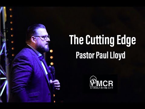 The Cutting Edge With Pastor Paul