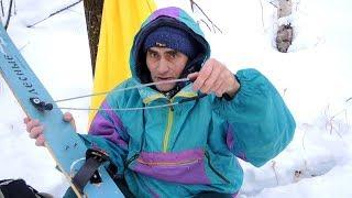видео Крепления для лыж