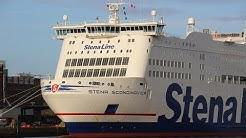 Minitrip mit der Stena Line von Kiel nach Göteborg