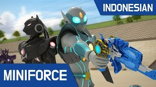 [10.34 MB] [Indonesian dub.] MiniForce S2 EP3