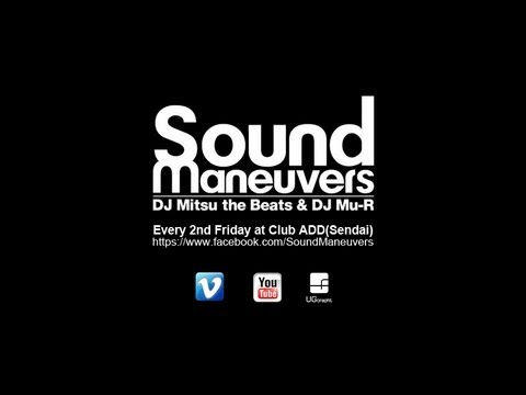 DJ Mitsu The Beats & DJ Mu-R(Gagle/Jazzy Sport) and more | UGcrapht×Sound Maneuvers - YouTube