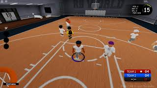 Airballs and backboards | RB World 3 Alpha Gameplay