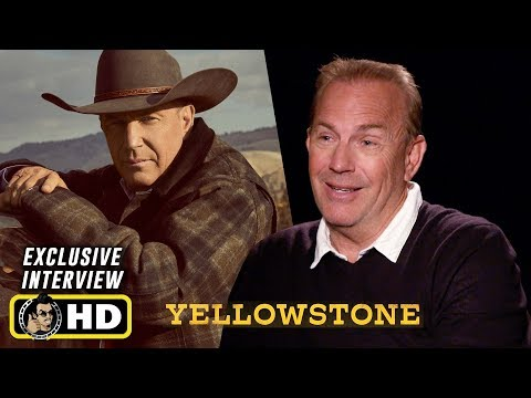 Kevin Costner Interview for Yellowstone Season 2