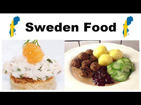 sweden food youtube. Black Bedroom Furniture Sets. Home Design Ideas