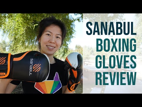 Sanabul 'Amazon's Best Seller' Essential Gel Boxing/Kickboxing Gloves review + Hayabusa comparison