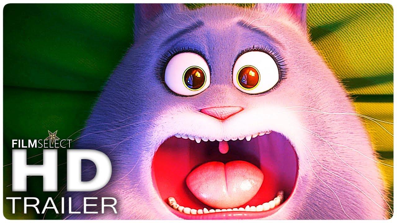 THE SECRET LIFE OF PETS 2 Trailer 2 (2019)