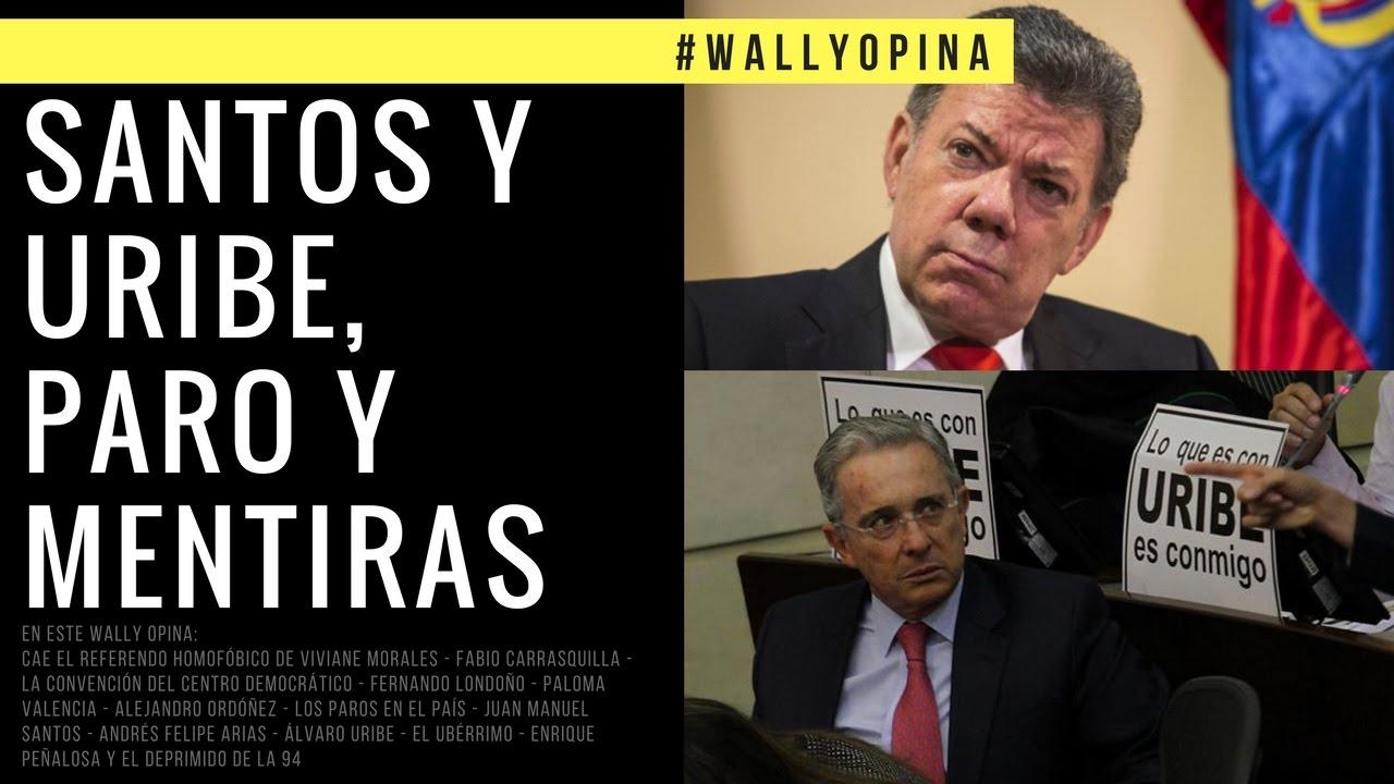 Politica Colombiana - Magazine cover