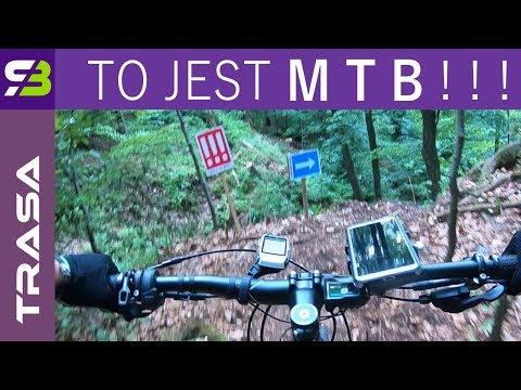 Dlaczego objazd zajął mi kilka godzin... Strefa MTB Sudety - Mieroszów 2018.