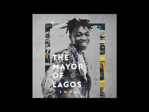 Mayorkun – The Mayor Of Lagos (Full Album Stream)