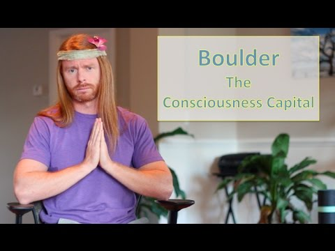 Boulder: The Consciousness Capital - Ultra Spiritual Life Episode 53