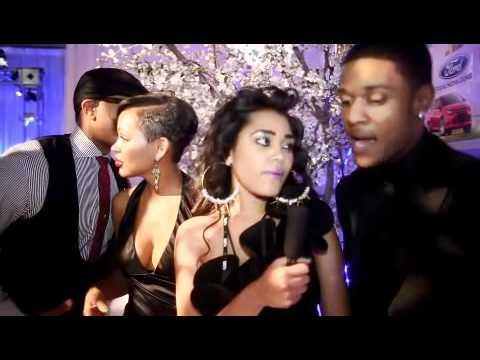 BET AWARDS 2011PinkGrasshopper s Meagan Good, Pooch Hall, Hosea Chanchez.m4v