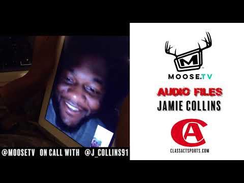 NFL Linebacker Jamie Collins Speaks on Cleveland Browns and National Anthem Protest