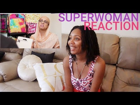 IISuperwomanII Back to School Shopping with Cheap Parents Reaction