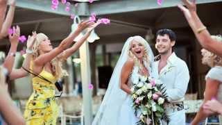 Красивая свадьба на Кипре