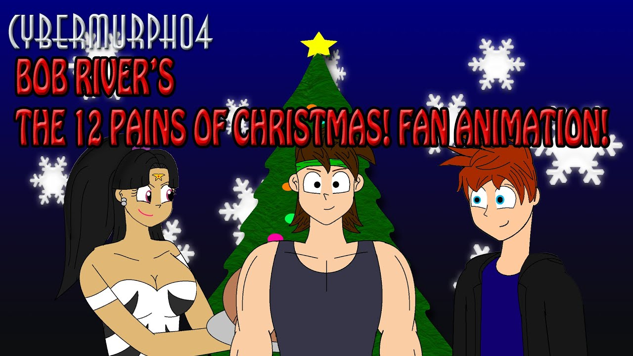 The 12 Pains of Christmas Fan Animation - YouTube
