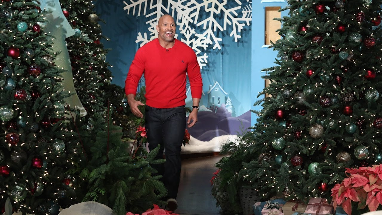 Dwayne Johnson Has Exciting Baby News