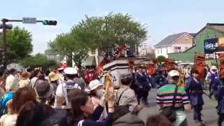 小田原最大のお祭り「北条五代祭り」の動画シリーズ。 「あばよ~」とか...
