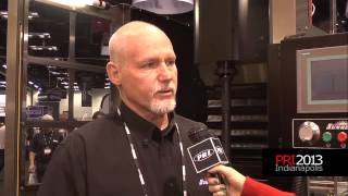 PRI 2013 — Bob Davis - Sunnen Products