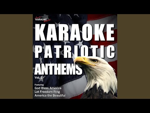 An American Hymn (In The Style Of Traditional) (Karaoke Version)