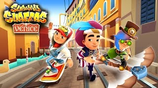 🇮🇹 Subway Surfers World Tour 2016 - Venice (Official Trailer)