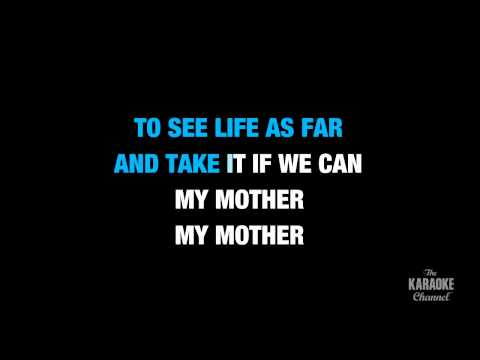 """Ode To My Family in the Style of """"The Cranberries"""" karaoke video with lyrics (with lead vocal)"""
