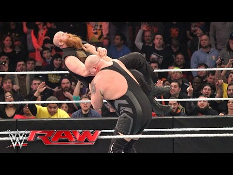 Big Show, Demon Kane & Ryback vs. The...