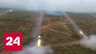 США развернули бронетанковую дивизию у границ России - Россия 24