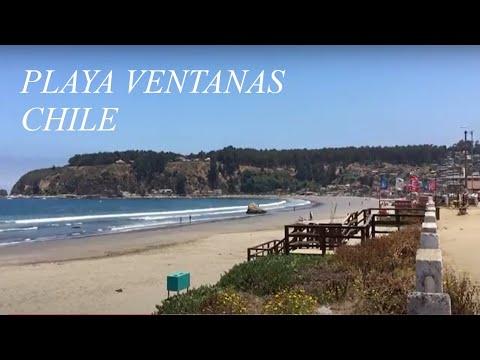 Playa de Las Ventanas Chile & Región de Valparaíso Puchuncaví