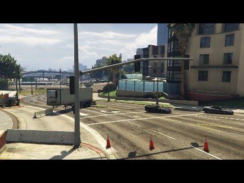 GTA Online - Custom Job Reviews Ep4: Alta Speedway