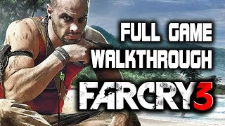 Far Cry 3 - Fขll Game Walkthrough Gameplay - No Commentary Longplay