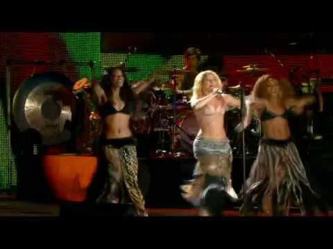 Shakira - Live Full Concert - in Kiev, Ukraine 2011