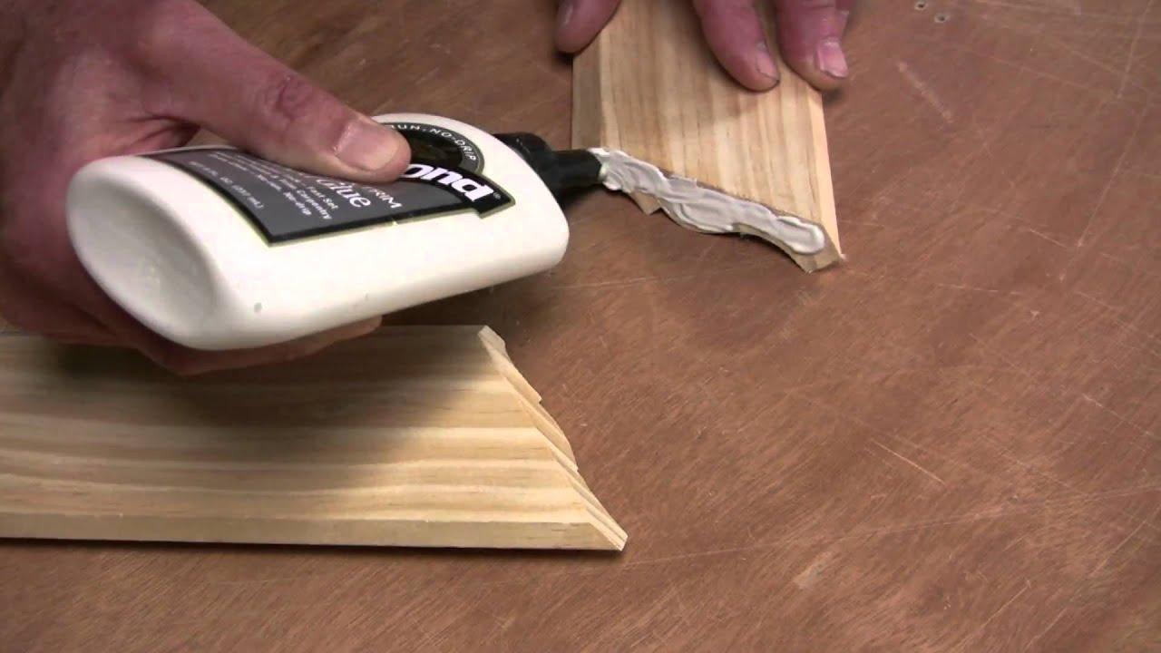Titebond Molding & Trim Wood Glue - The Family Handyman