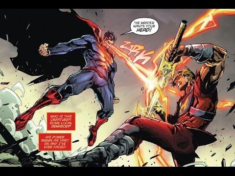 Dc Vs Marvel Comic Pdf