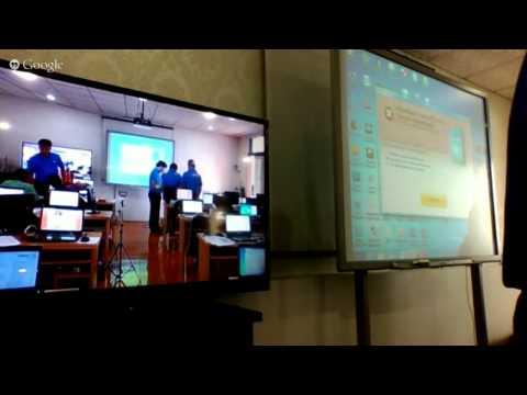 การอบรม DLIT สพป. ลำปาง เขต 1 รุ่นที่ 2 29-30 ส.ค. 2558 (เช้า)