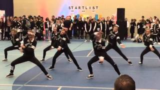 VenuZ, 2nd Place Junior Groups Master, Dutch Open 2016