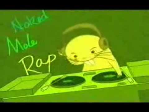 Rufus & Ron Stoppable ~ Naked Mole Rat Rap