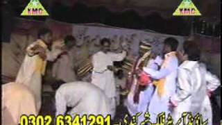 shafaullah rokhri chiti corola car special song on babar gunjial