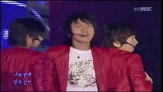 슈퍼주니어 Super Junior  -  U  [타임머신 - 2007 파워콘서트 에서]