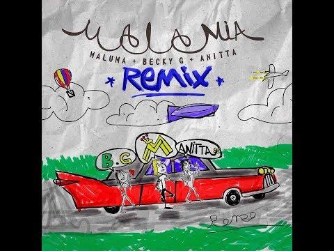 Maluma, Anitta, Becky G - Mala Mia Remix (preview)