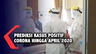 Prediksi Peneliti: Kasus Positif Corona di Indonesia Capai 71.000 pada April 2020