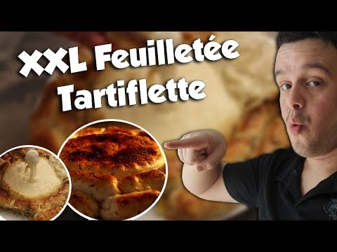 Easy tartiflette recipe