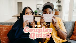COUPLES QUIZ PART 1 | Represent TV