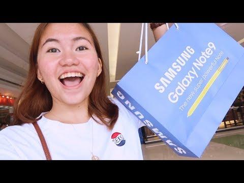 hmm... new Samsung Galaxy Note 9!!!
