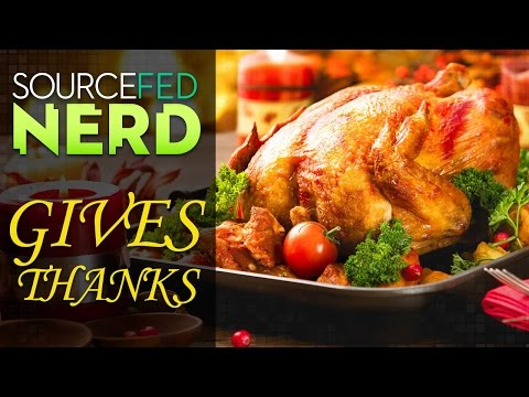 SourceFed Coworkers Give Thanks! Happy Thanksgiving!