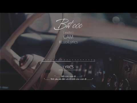Bắt Cóc ( Audio ) | CAM | [ Lyric Videoᴴᴰ ]