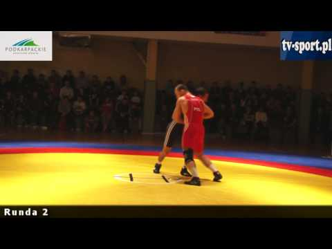 V Międzynarodowy Memoriał Mistrzów 2012 - Świerk vs Juharyan - Walka eliminacyjna w kat. 66kg